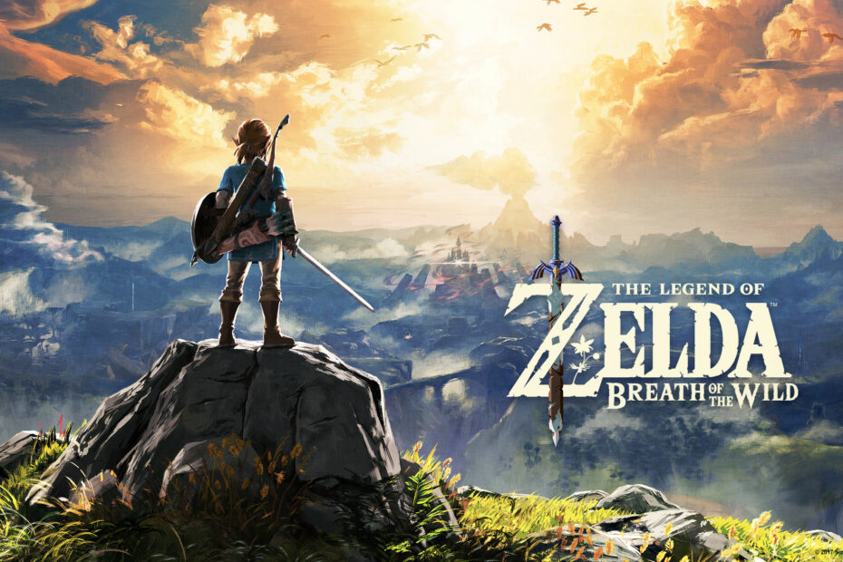 薩爾達傳說曠野之息 Legend of Zelda: Breath of the Wild